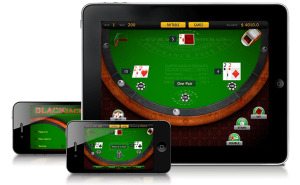 IPad blackjack